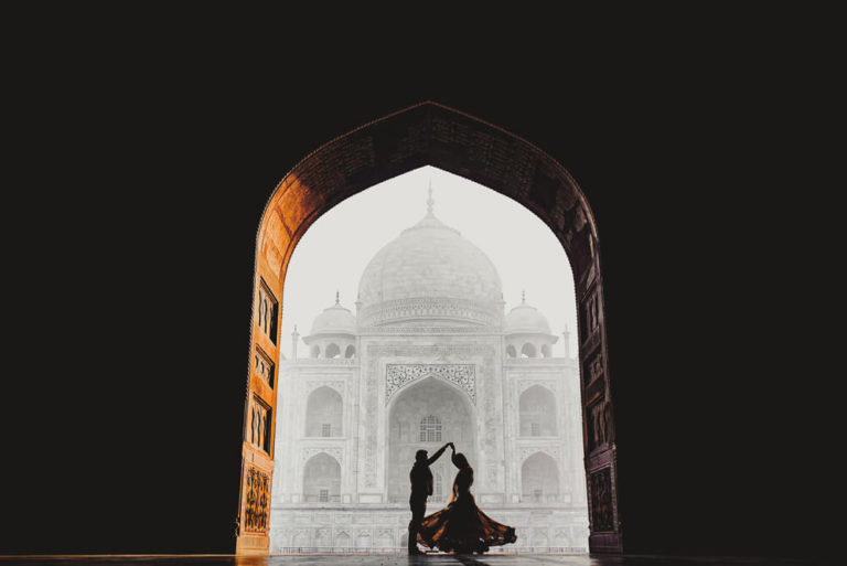 Pre wedding photoshoot in agra